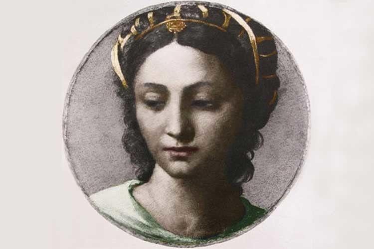 Королева жодного разу небула наВолині, але про неї тут складали легенди