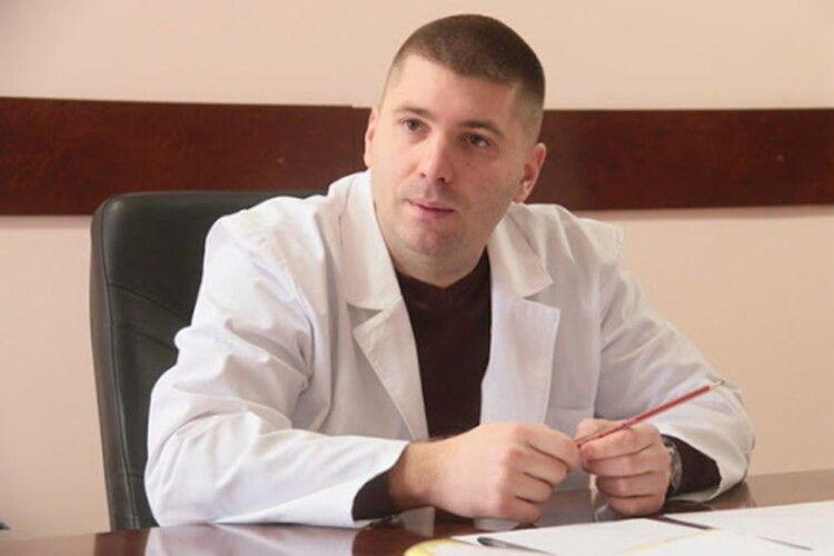 З легкої руки Олега Самчука зарік «переселено» 5сердець іпонад 20нирок