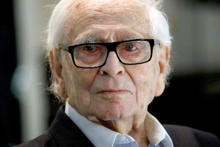 П'єр Карден зробив дизайн і своєї труни