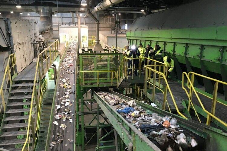 Німецько-українське підприємство хоче будувати на Волині сміттєпереробний завод