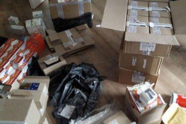На Волині нелегально торгували незареєстрованими ліками (Фото)