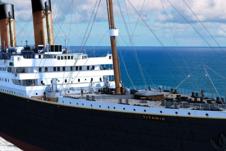 2019-го року на воду зійде точна копія легендарного «Титаніка»
