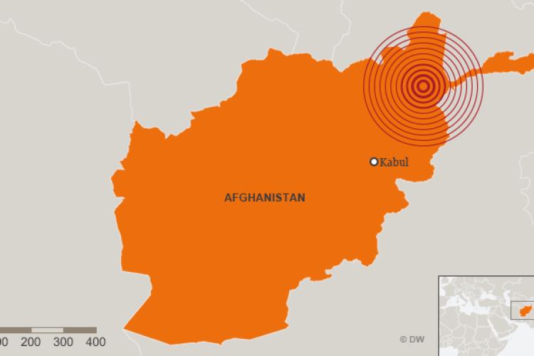 Потужний землетрус сколихнув Афганістан та Пакистан