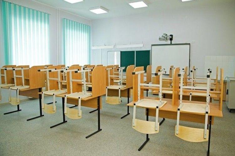 Через кір у Луцьку шкільні канікули триватимуть до 20 січня