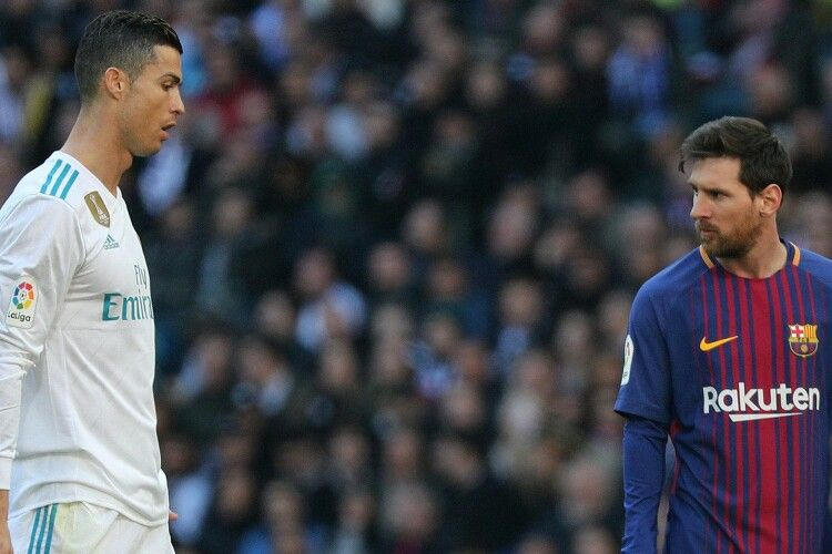Вперше за 16 років Ліонель Мессі та Кріштіану Роналду не зіграють у чвертьфіналі Ліги чемпіонів