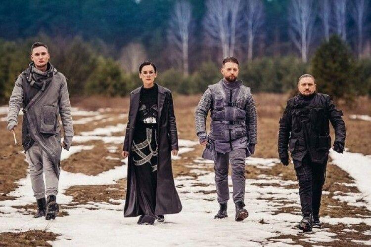 Кліп українського гурту, де грає і волинянин, увійшов до 10 найпопулярніших відео Євробачення