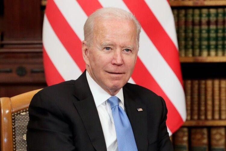 Байден заявив, що передав Путіну непорушну прихильність США до суверенітету й територіальної цілісності України