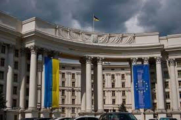 40 посольств і консульств України відновили свою роботу