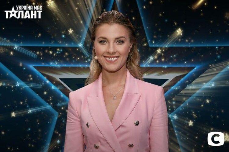Олімпійська чемпіонка Ольга Харлан зайняла місце судді «Україна має талант»