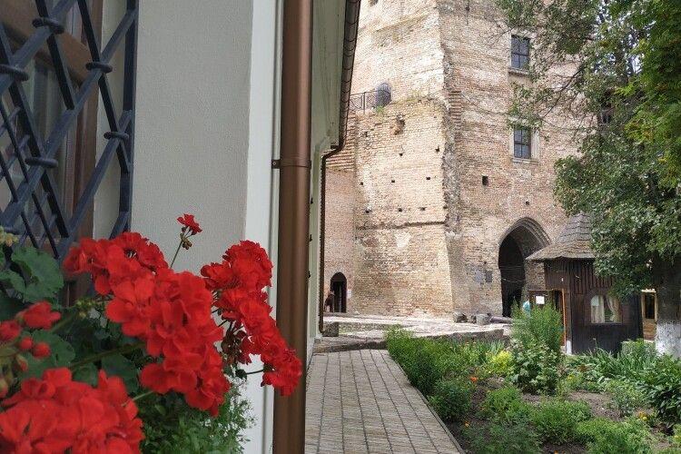 Луцький замок знову відкритий для відвідувачів