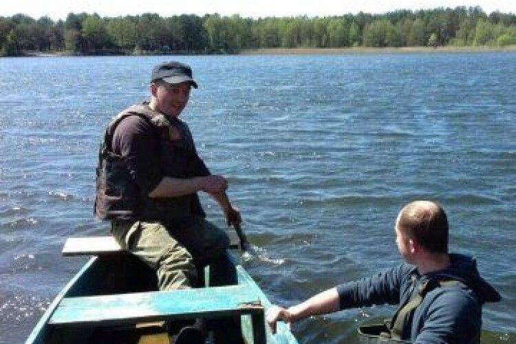 В озері на Волині знайшли тіло зниклого чоловіка