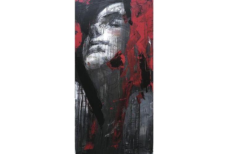 Картину волинського художника продали вСША за13тисяч доларів