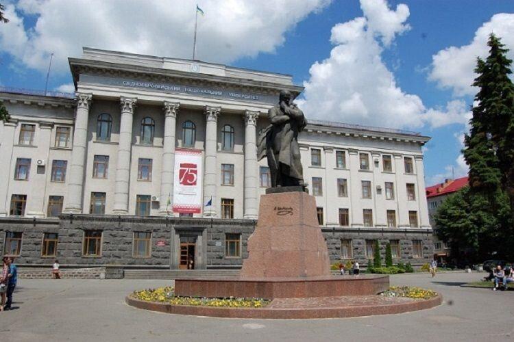 СНУ піднявся у рейтингу вишів України на 32 місце