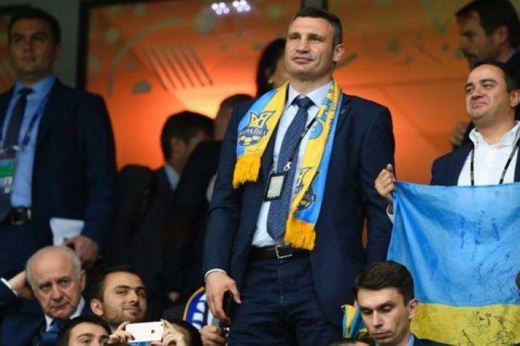 Віталій Кличко увійде до Зали боксерської слави