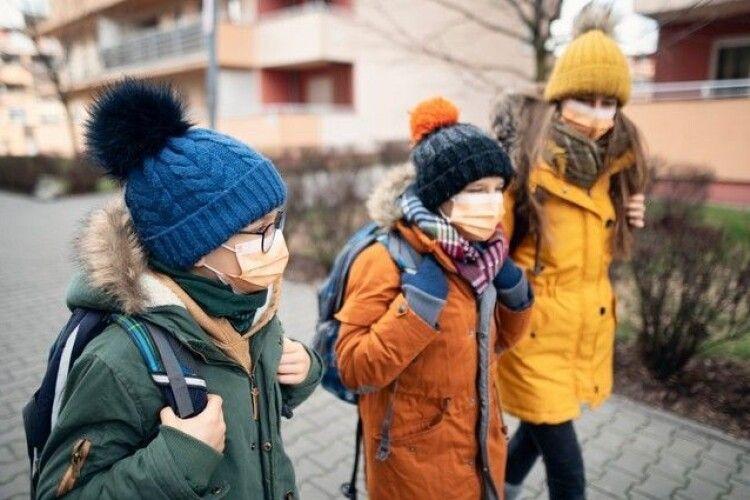 Локдаун завершується: як навчатимуться учні з 25 січня