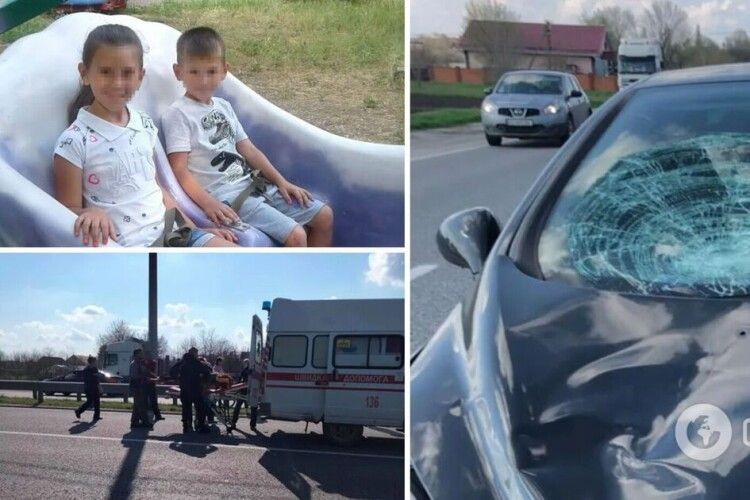 Розкидало по дорозі: молода дівчина збила на «зебрі» дітей