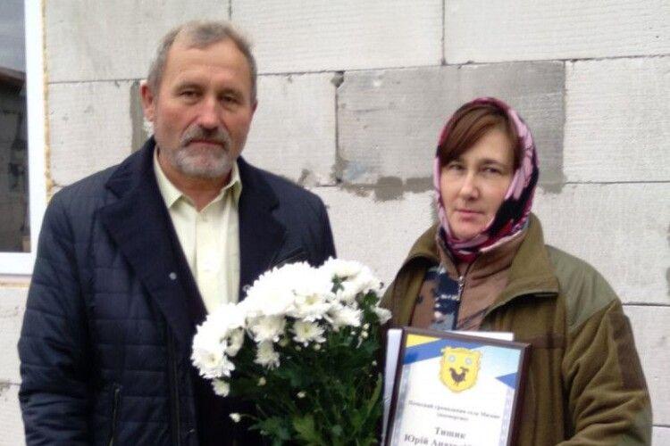 Старовижівчанину посмертно присвоїли звання «Почесний громадянин села»