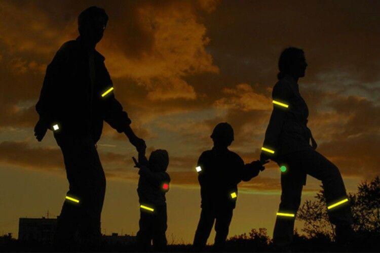 Уряд придумав, як захистити пішоходів у темну пору доби