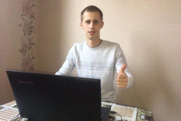 Юнак  з Любешівщини –  призер всеукраїнських інтелектуальних перегонів