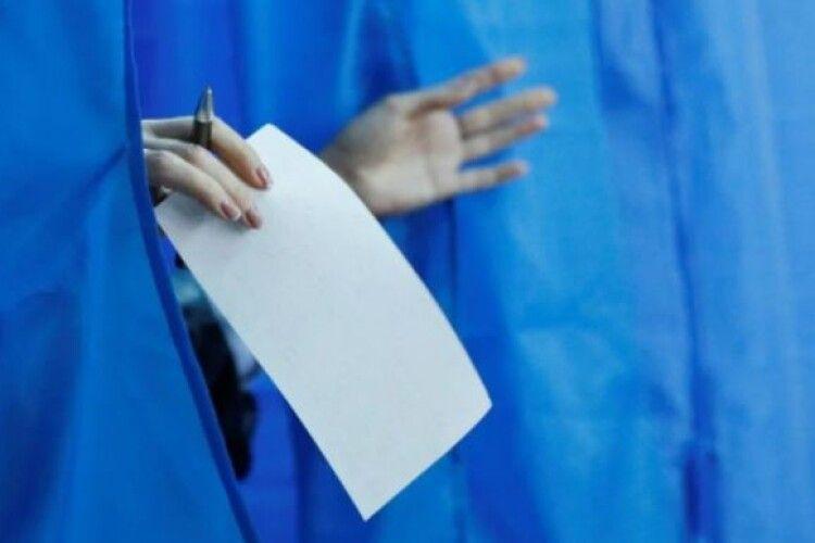ЦВК показала ТОП-10 партій, які взяли найбільше мандатів на виборах