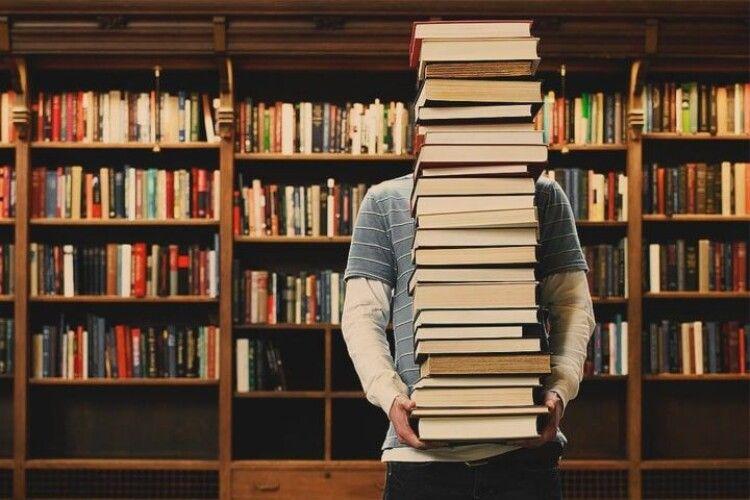 У бібліотеки Горохівщини надійшло 510 найновіших книг