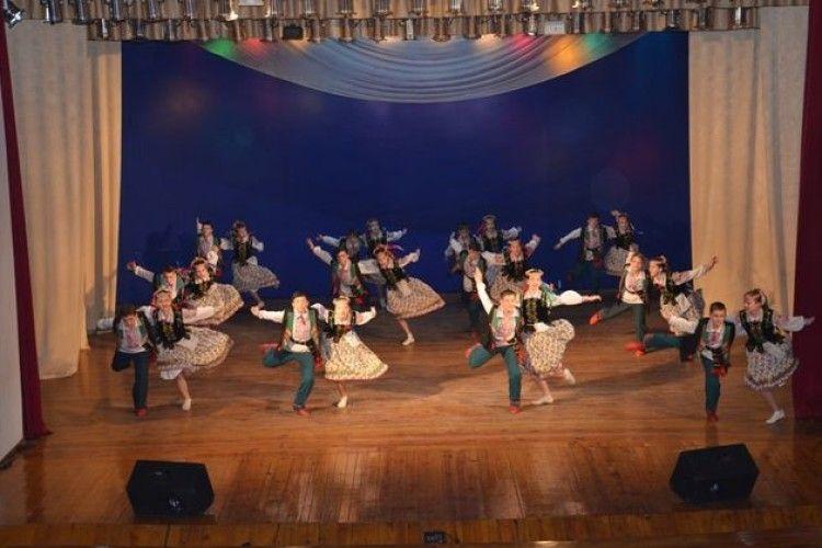 Юні танцюристи з Ковеля - переможці обласного конкурсу хореографічного мистецтва