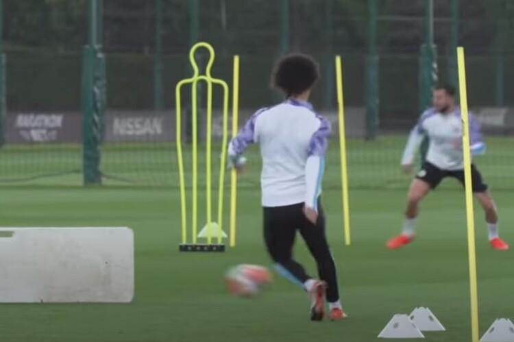 Манчестер Сіті провів перше тренування після карантину (Відео)