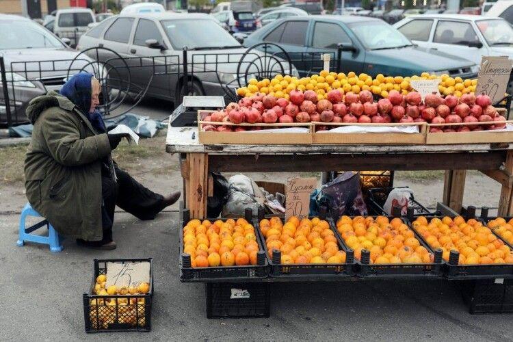 В Україні подешевшали яблука та банани