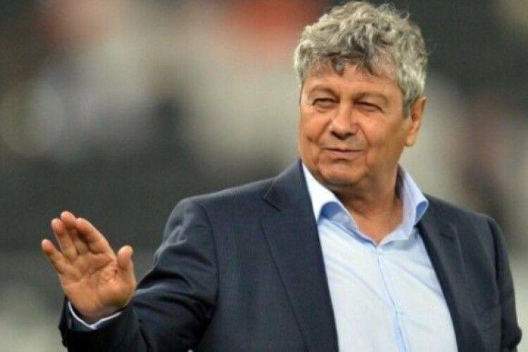 Суркіс випише Луческу мільйон євро премії, якщо «Динамо» здобуде «золото» УПЛ