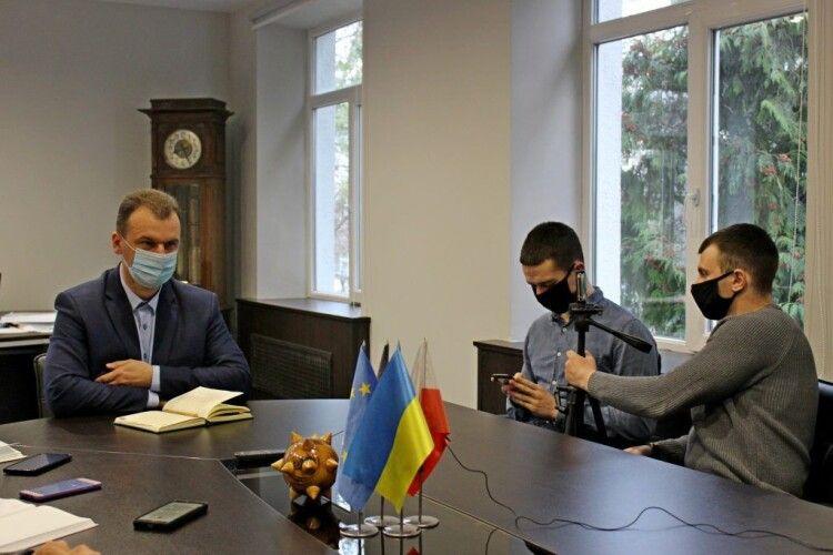 У Володимирі наведуть лад з громадськими вбиральнями