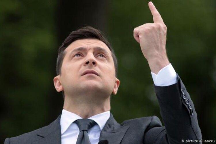 Зеленський підписав закон про референдум