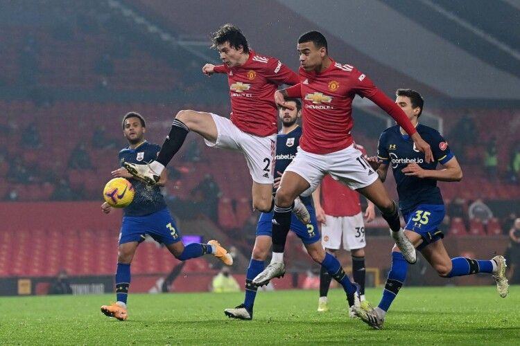 «Манчестер Юнайтед» здобув перемогу в АПЛ з рахунком 9:0