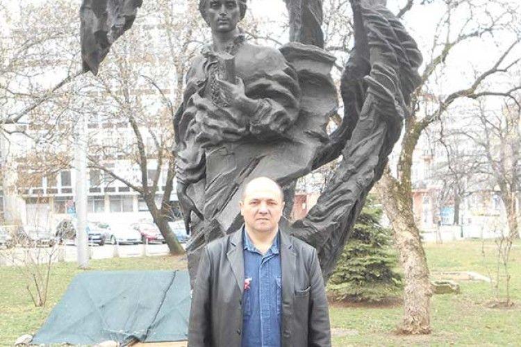 Завдяки волинянам болгари відкривають собі Україну