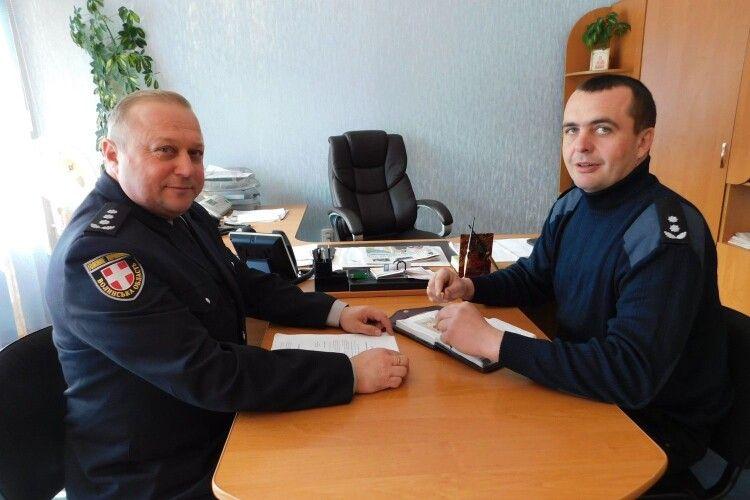 Чим сьогодні збагатився поліцейський із Горохова (Відео)