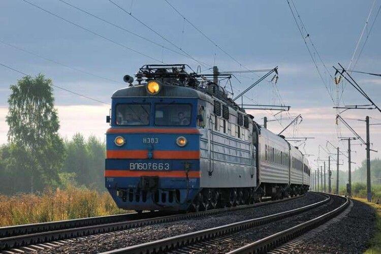 В Україні через негоду затримується низка потягів, в тому числі і «ковельський» (перелік рейсів)
