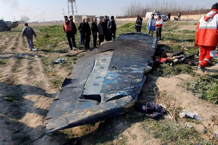 Іран озвучив причину збиття українського «Боїнга»
