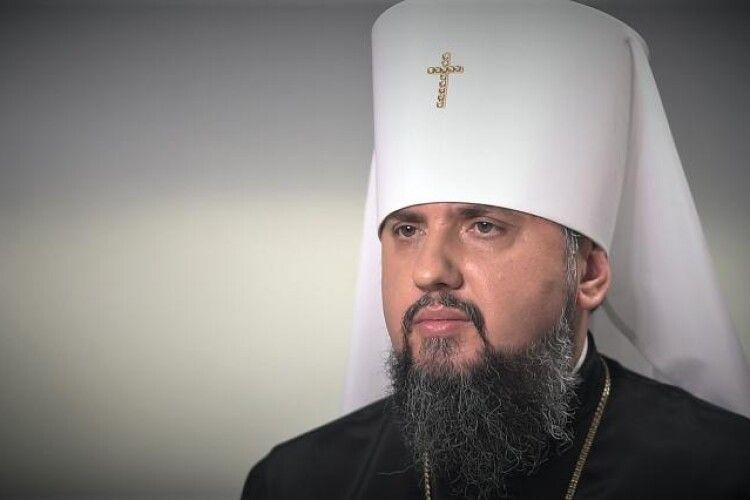 На Рівненщину прибув митрополит Епіфаній: де вже був і чому приїхав