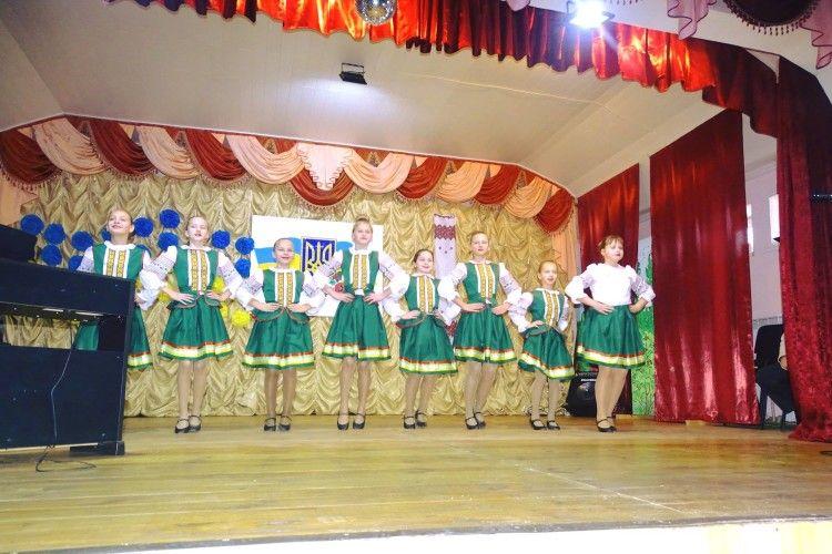 На Ратнівщині надихалися музичним мистецтвом Білорусі (Фото)