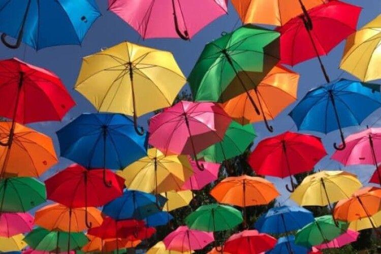 Погода на п'ятницю, 3 вересня: у волинян робочий день, а у їхніх парасольок – вихідний