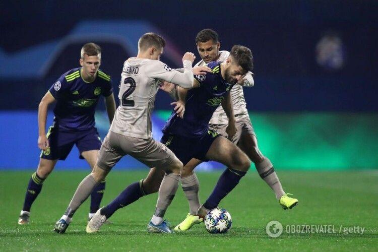 «Шахтар» у наддраматичному матчі вириває нічию в загребського«Динамо» – 3:3! (відео)