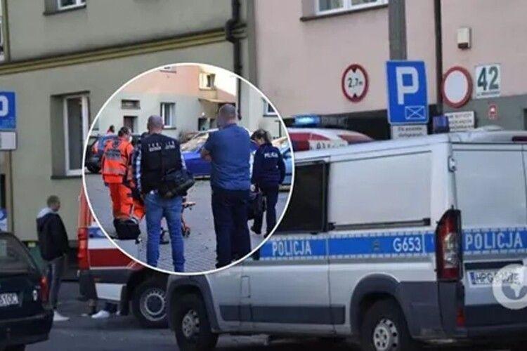 Напав з ножем на сина з дружиною і вистрибнув з вікна: деталі вбивства 7-річного українця в Польщі