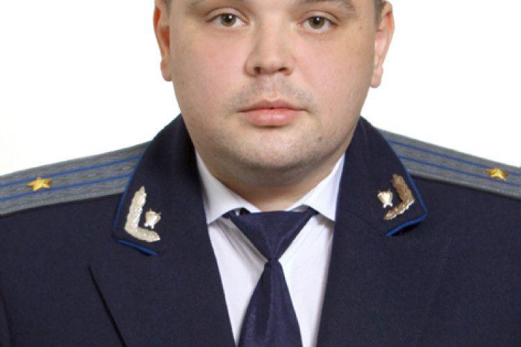 Луценко призначив у Маневичі нового прокурора