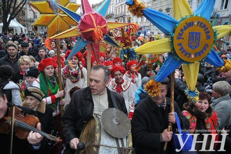 У Рівному запрошують на Майдан Незалежності колядувати (Програма)