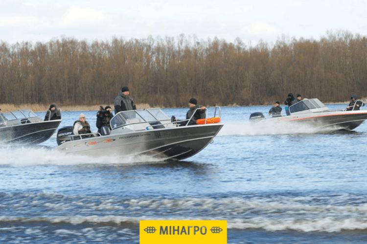 Столичні рибокопи озброїлися відеореєстраторами (фото)