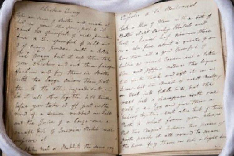 Знайшли кулінарну книгу монахів XVIII ст.: вміли й курку засмажити – і кролика стушкувати