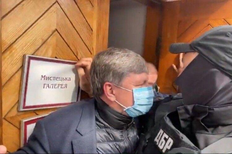 Артур ГЕРАСИМОВ: «За Порошенка спецназівці штурмували Слов'янськ, а за Зеленського – штурмують музеї»