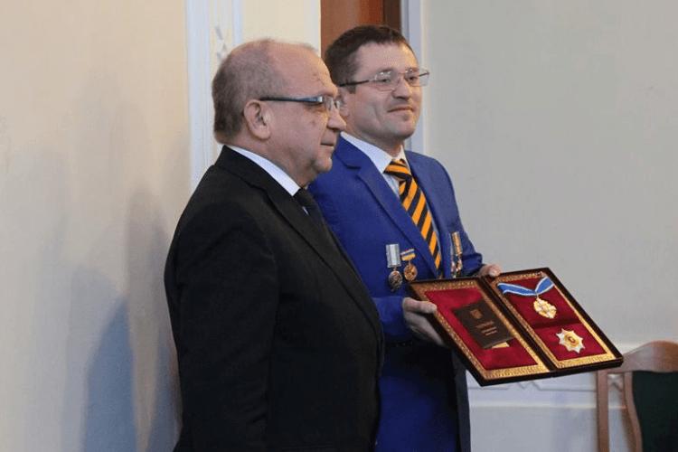 Волинські спортсмени отримали ордени