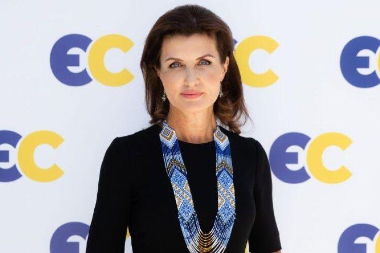 Марина Порошенко закликала Віталія Кличка «до співпраці в інтересах киян»