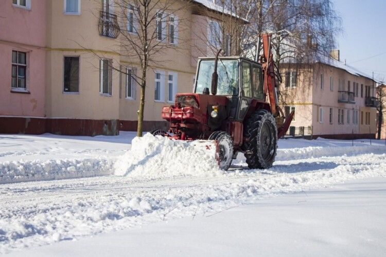 «Ситуація на межі критичної»: мер прокоментував стан волинського міста у складні погодні умови