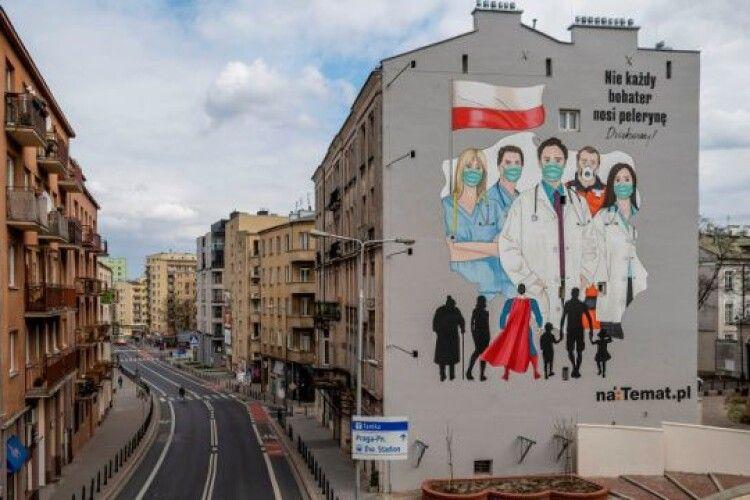 Польща запроваджує національний локдаун